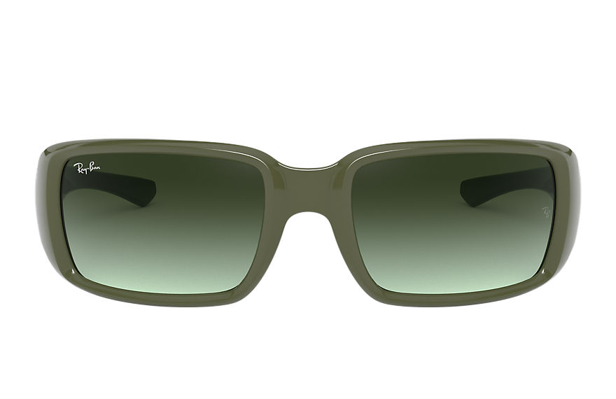 Ray-Ban  sonnenbrillen RB4338 UNISEX 006 rb4338 military green 8056597242820