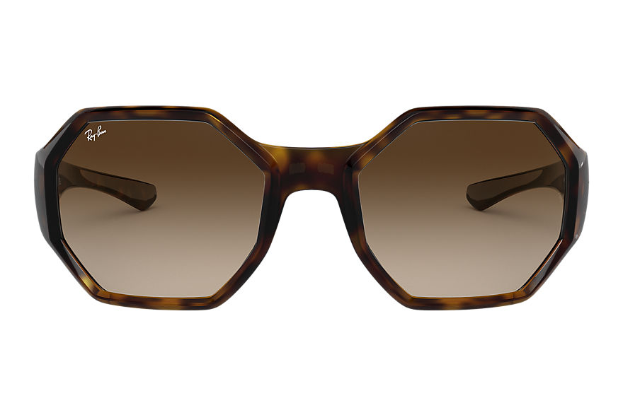Ray-Ban  sunglasses RB4337 UNISEX 001 rb4337 shiny havana 8056597242844