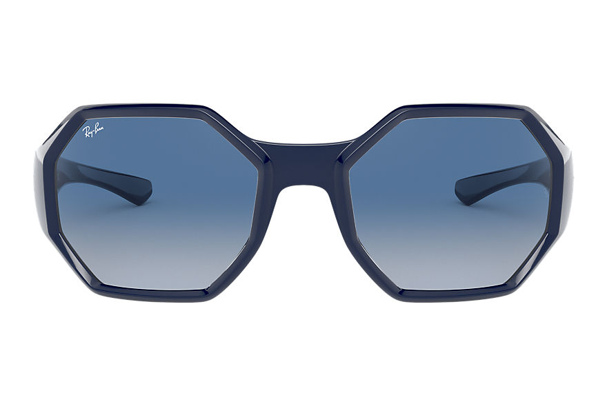 Ray-Ban  sunglasses RB4337 UNISEX 001 rb4337 blauw 8056597242875