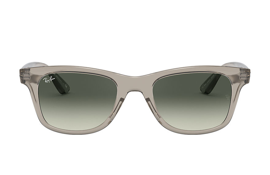 Ray-Ban  sunglasses RB4640 UNISEX 003 rb4640 transparent grey 8056597243360