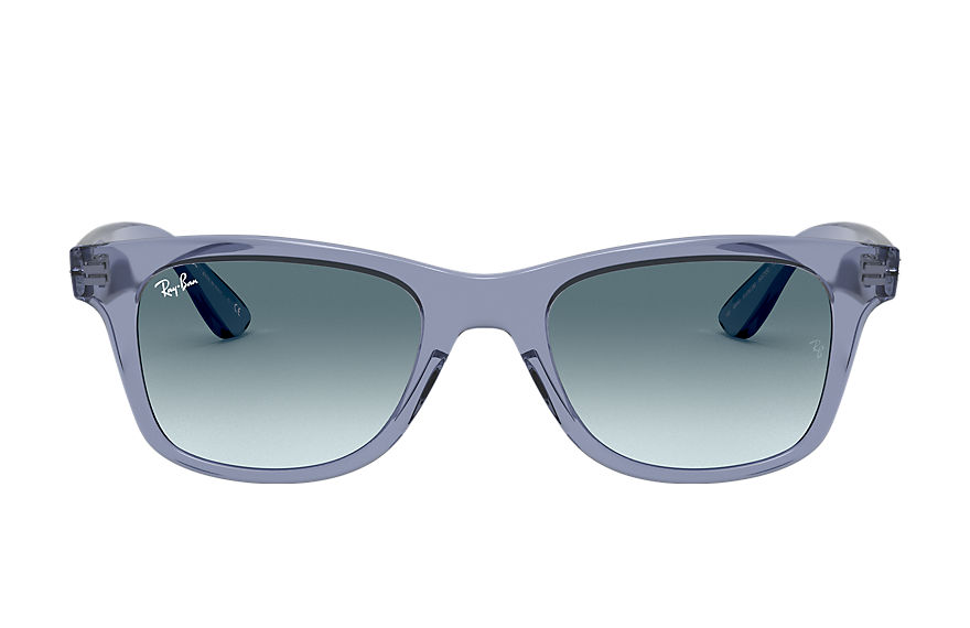 Ray-Ban  sunglasses RB4640 UNISEX 003 rb4640 transparent blue 8056597243377