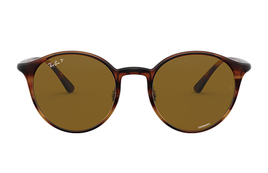 Ray-Ban  sunglasses RB4336CH UNISEX 002 rb4336 chromance striped tortoise 8056597244206