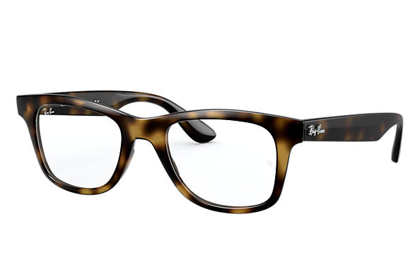Ray-Ban 0RX4640V-RB4640V Shiny Havana,Havana OPTICAL