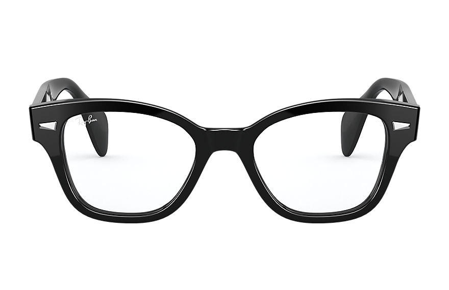 Ray-Ban Eyeglasses 880 Shiny Black