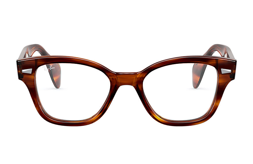 Ray-Ban  eyeglasses RX0880 UNISEX 002 880 striped havana 8056597245548