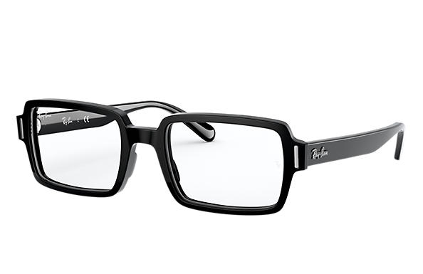 Ray-Ban Eyeglasses BENJI OPTICS Shiny Black