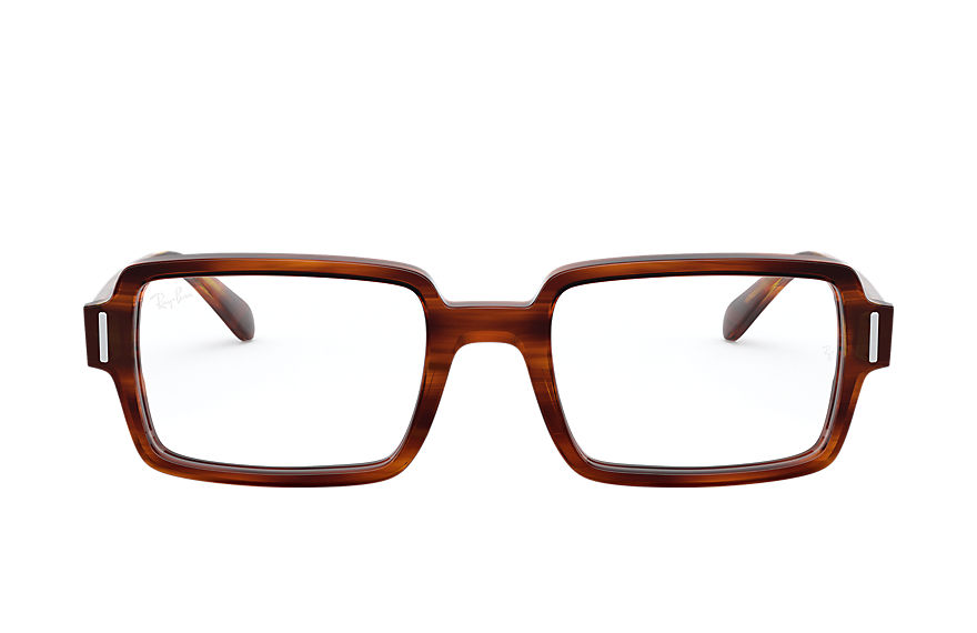 Ray-Ban  eyeglasses RX5473 FEMALE 002 benji optics striped tortoise 8056597245630