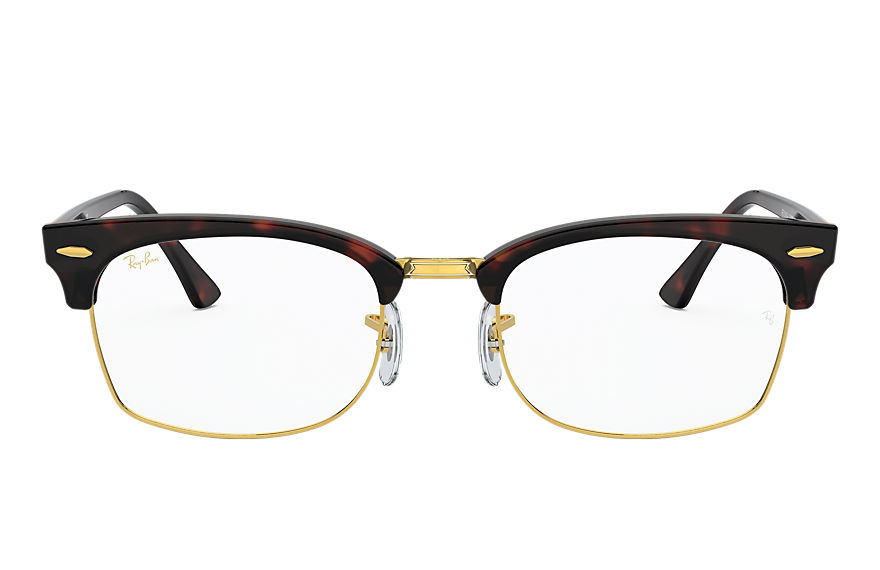 Ray-Ban  sehbrillen RX3916V UNISEX 002 clubmaster square optics schildpatt optik 8056597245784