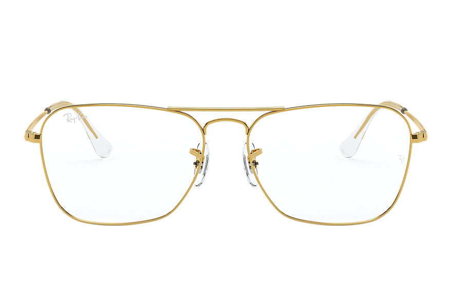 Ray-Ban  eyeglasses RX6536 UNISEX 006 caravan optics gold 8056597246125