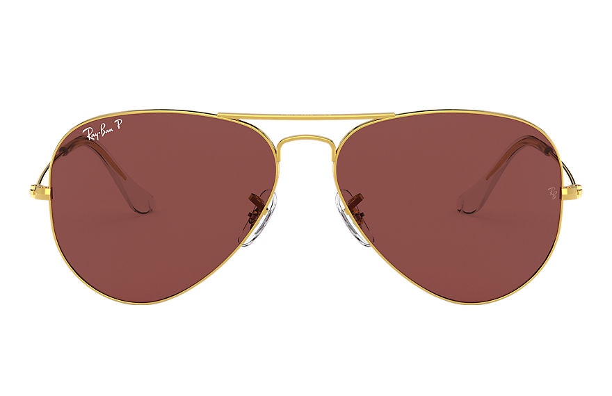 Ray-Ban  sunglasses RB3025 UNISEX 002 aviator classic goud 8056597259927