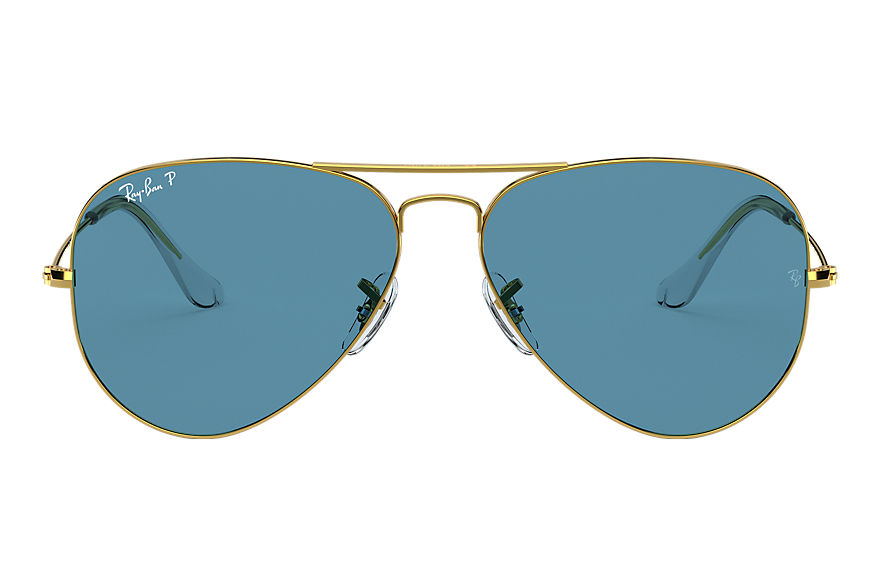 Ray-Ban  sunglasses RB3025 UNISEX 001 aviator classic goud 8056597260053