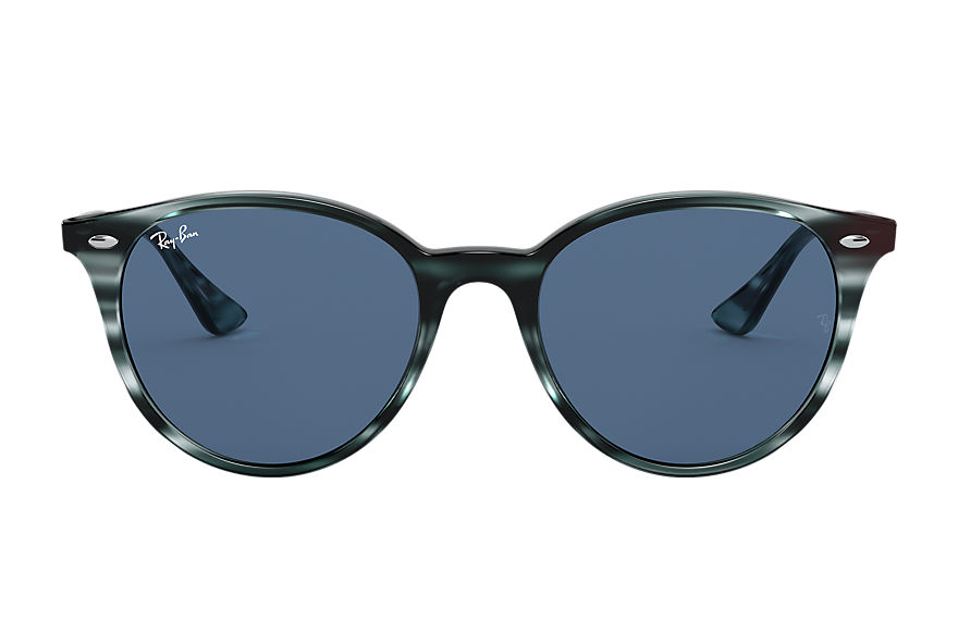 Ray-Ban  sunglasses RB4305 UNISEX 001 rb4305 striped blue havana 8056597260442