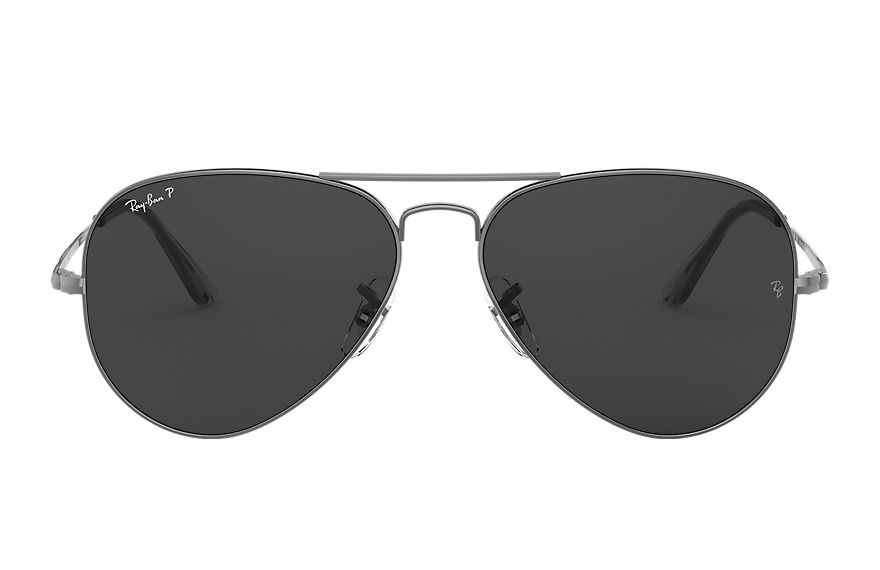 Ray-Ban  sunglasses RB3689 UNISEX 001 rb3689 metaliczny 8056597260558