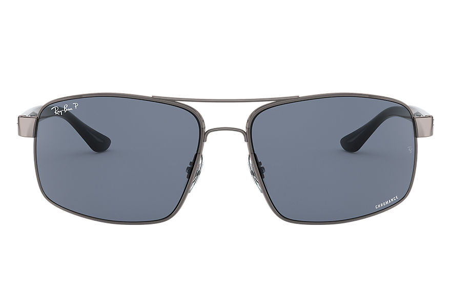 Ray-Ban  sunglasses RB3604CH MALE 001 rb3604 chromance staalgrijs 8056597261081