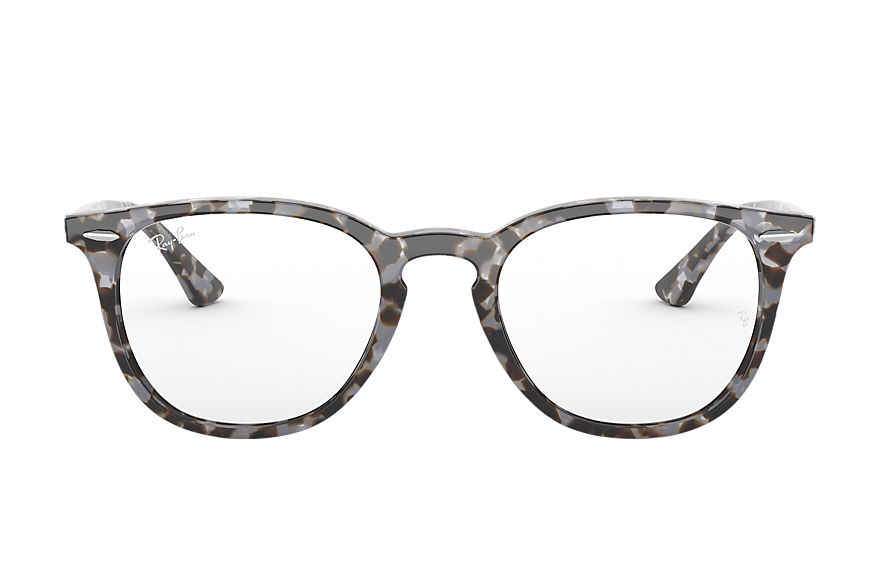 Ray-Ban  eyeglasses RX7159 UNISEX 002 rb7159 grey havana 8056597261265
