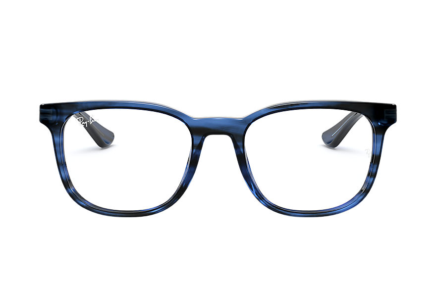Ray-Ban  graduados RX5369 UNISEX 001 rb5369 striped blue 8056597261784