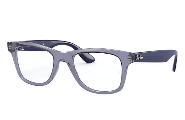Ray-Ban Eyeglasses RB4640VF Transparent Blue
