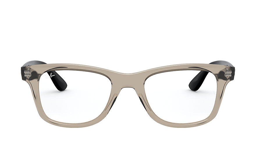 Ray-Ban  eyeglasses RX4640VF UNISEX 001 rb4640vf transparent grey 8056597261968