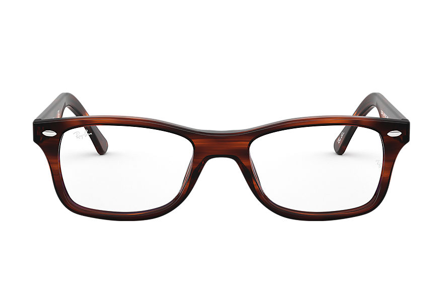 Ray-Ban  eyeglasses RX5228F UNISEX 001 rb5228f striped havana 8056597262200