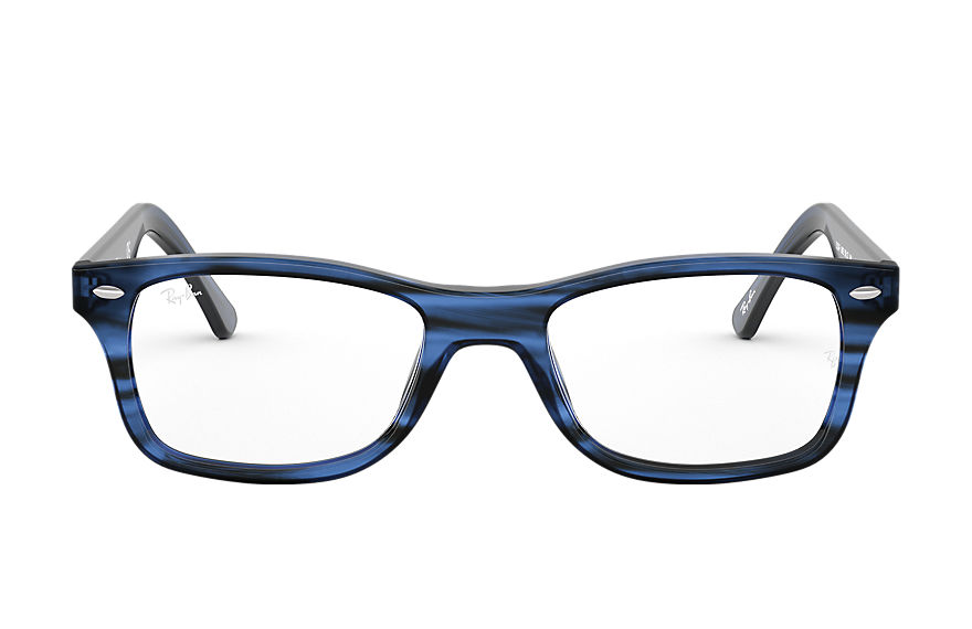 Ray-Ban  eyeglasses RX5228F UNISEX 001 rb5228f striped blue 8056597262217
