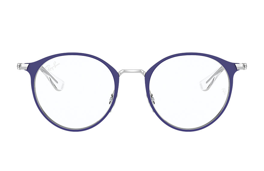 Ray-Ban  eyeglasses RY1053 UNISEX 001 rb1053 matte purple 8056597266079
