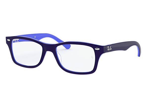 Ray-Ban Eyeglasses RB1531 Opal Blue