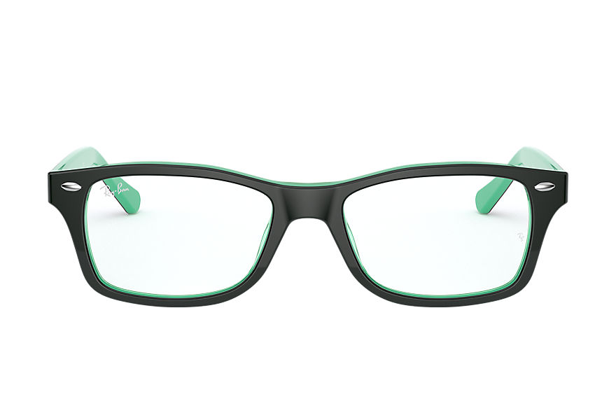 Ray-Ban  eyeglasses RY1531 UNISEX 001 rb1531 opal green 8056597266420