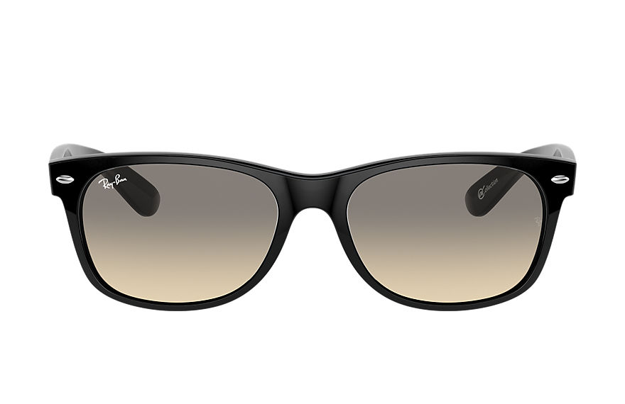 Ray-Ban  sunglasses RB2132 UNISEX 001 new wayfarer online exclusive black 8056597328180