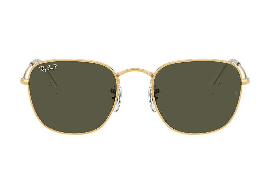 Ray-Ban  sunglasses RB3857 UNISEX 002 frank shiny gold 8056597346702