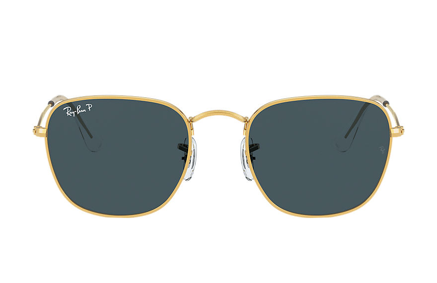 Ray-Ban  sunglasses RB3857 UNISEX 001 frank shiny gold 8056597346719