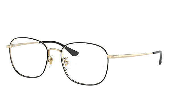 Ray-Ban Eyeglasses RB6418D Black