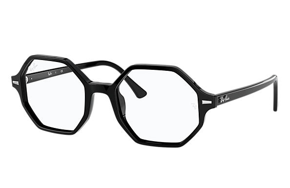 Ray-Ban Eyeglasses BRITT Shiny Black