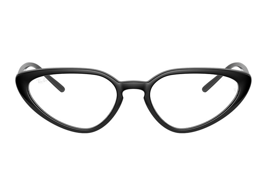 Ray-Ban Eyeglasses RB7188 Shiny Black