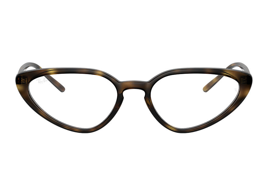 Ray-Ban  eyeglasses RX7188 FEMALE 002 rb7188 shiny tortoise 8056597360111