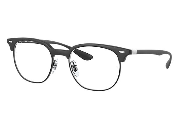 Ray-Ban Eyeglasses RB7186 Sand Black
