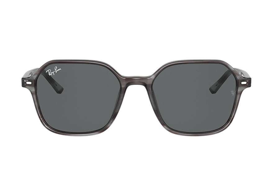 Ray-Ban  sunglasses RB2194 UNISEX 004 john striped grey 8056597362252