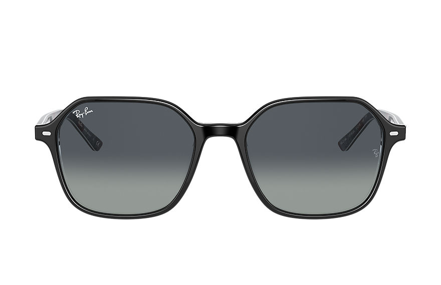 Ray-Ban  sunglasses RB2194 UNISEX 005 john black 8056597362269