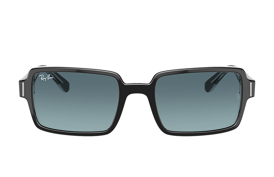 Ray-Ban  sunglasses RB2189 UNISEX 006 benji shiny black 8056597362450