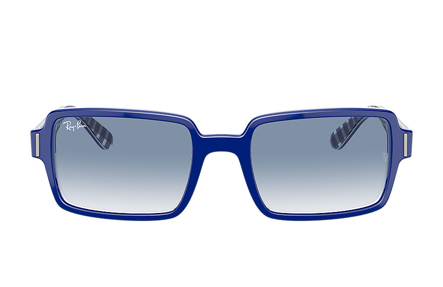 Ray-Ban  sunglasses RB2189 UNISEX 007 benji blue 8056597362467