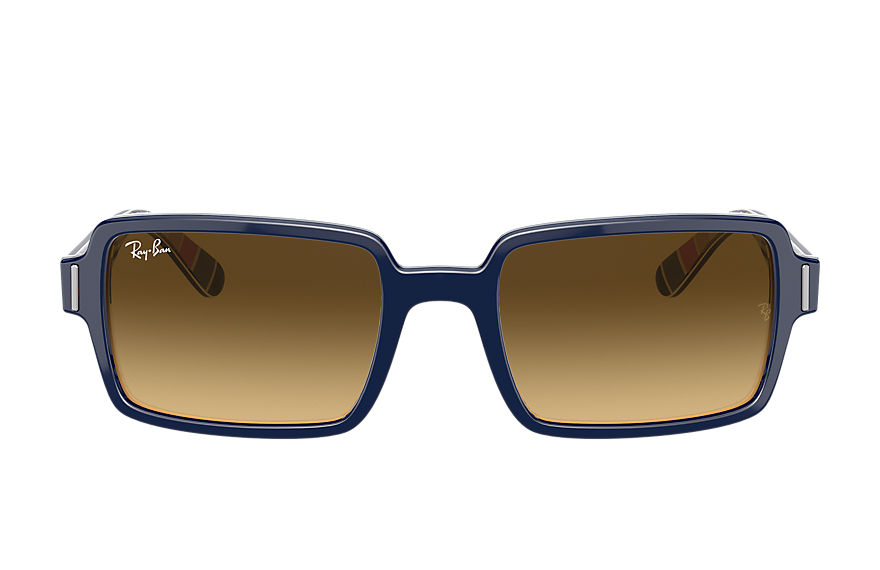 Ray-Ban  sunglasses RB2189 UNISEX 001 benji blue 8056597362481