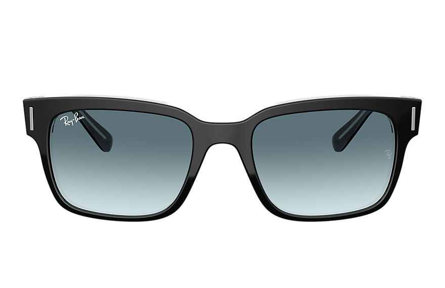 Ray-Ban  sunglasses RB2190 MALE 002 jeffrey shiny black 8056597362566