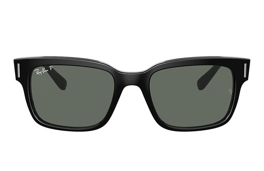 Ray-Ban  sunglasses RB2190 MALE 006 jeffrey shiny black 8056597362658