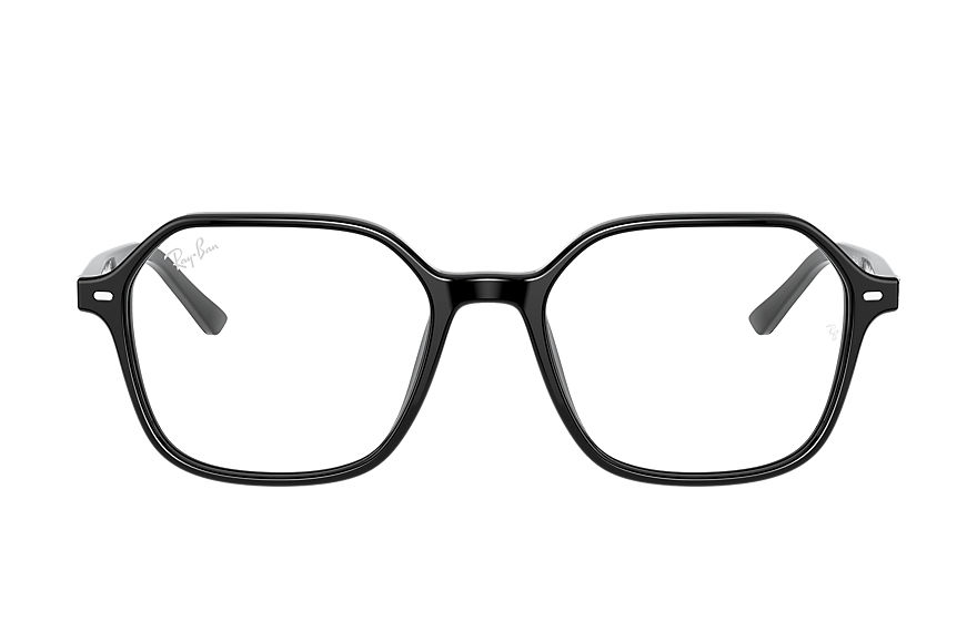 Ray-Ban Eyeglasses JOHN OPTICS Shiny Black
