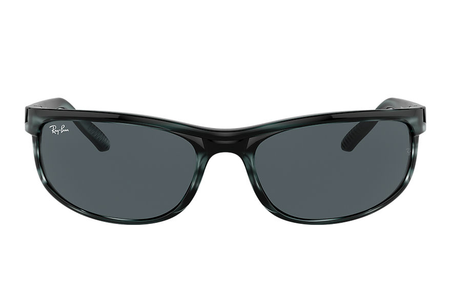 Ray-Ban  sunglasses RB2027 UNISEX 002 predator 2 striped blue 8056597364492