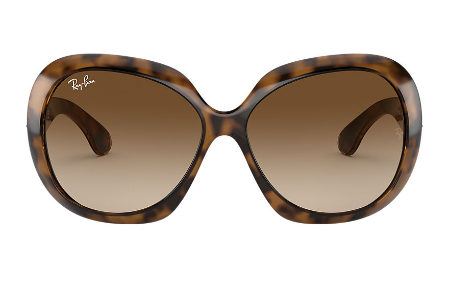Ray-Ban  sunglasses RB4098 FEMALE 001 jackie ohh ii shiny tortoise 8056597365857