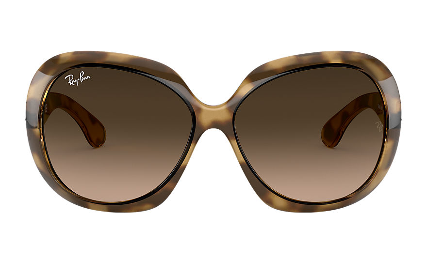 Ray-Ban  sunglasses RB4098 FEMALE 002 jackie ohh ii shiny tortoise 8056597365864