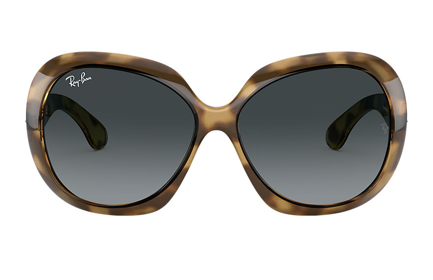 Ray-Ban  sunglasses RB4098 FEMALE 003 jackie ohh ii shiny tortoise 8056597365871