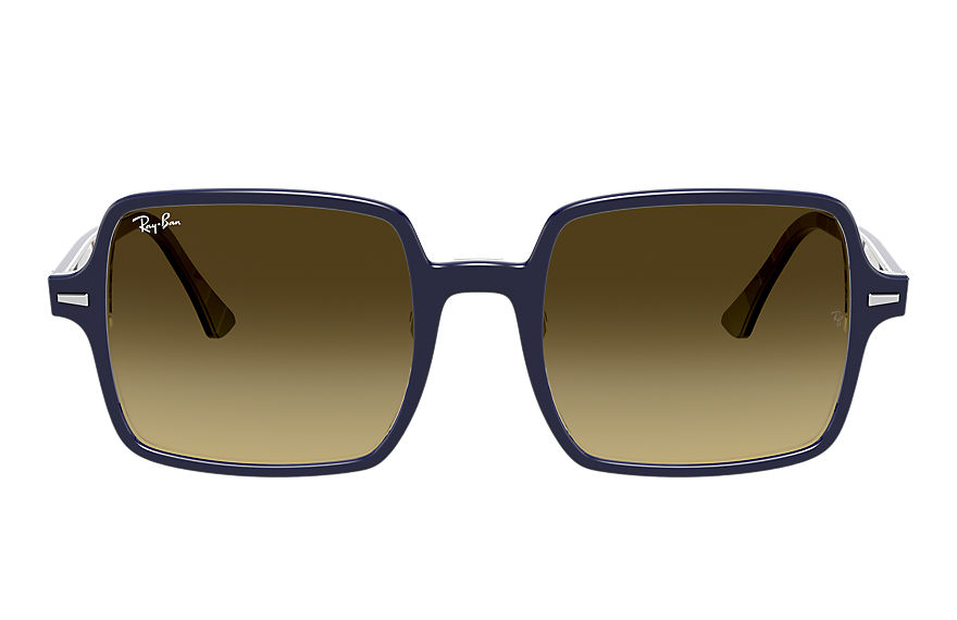 Ray-Ban  sonnenbrillen RB1973 FEMALE 003 square ii blau 8056597366038