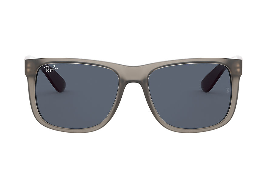 Ray-Ban  sonnenbrillen RB4165 MALE 001 justin color mix grau transparent 8056597366793