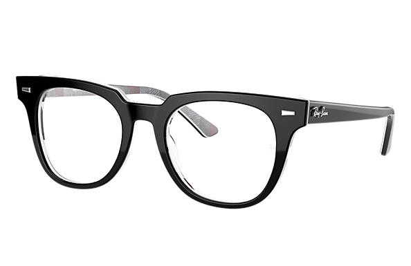 Ray-Ban Eyeglasses METEOR OPTICS Zwart